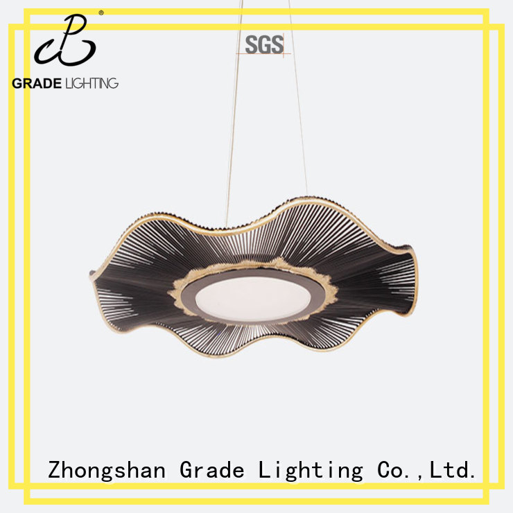 Grade decorative lamps factory for hall