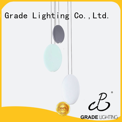 Grade modern lighting design for hall