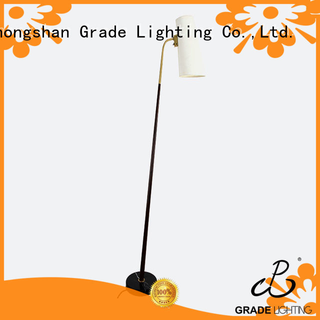 Grade floor standing lights from China for household