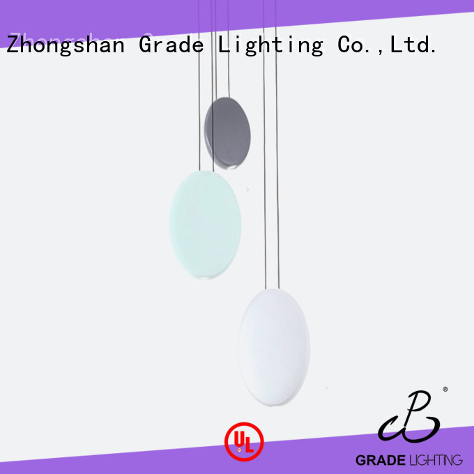 Grade round custom hanging lights inquire now for hotel