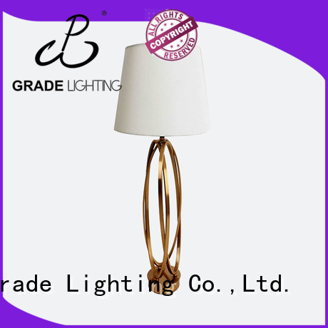 Grade table lamp personalized for indoor