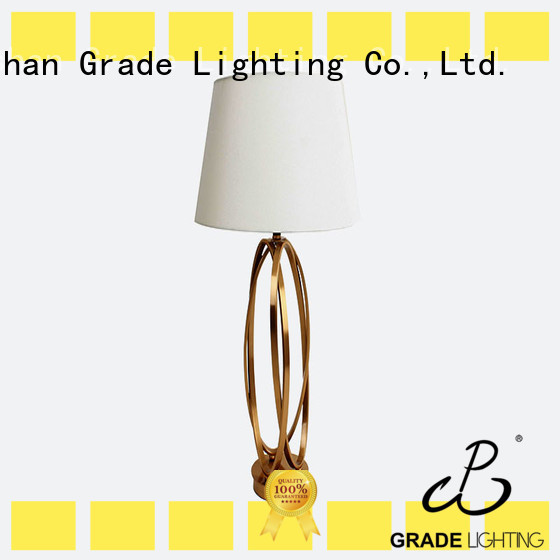 Grade custom table lamps wholesale for indoor