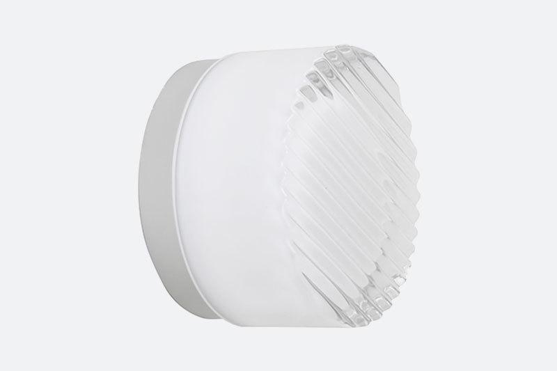 Hotel Restaurant Fixtures Modern Led wall light  cylinder brushed aluminum indoor Lamps