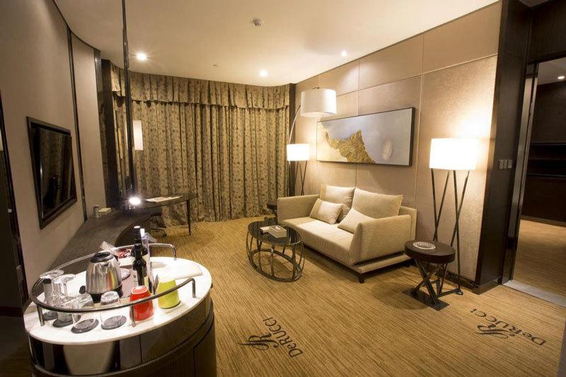 DeRucci Hotel(Dongguan,CN)