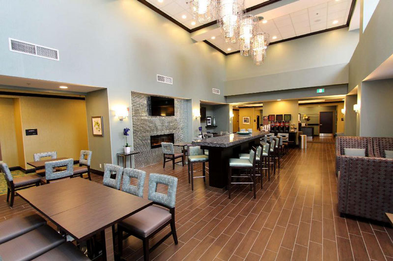 Hampton Inn & Suites by Hilton St. John's Airport(Canada)