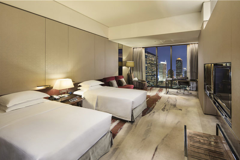 Tianhe Hilton Hotel(China)