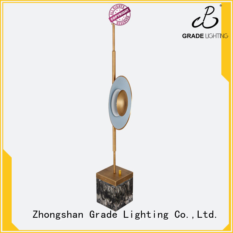 Grade hotel table lamp supplier for hotel