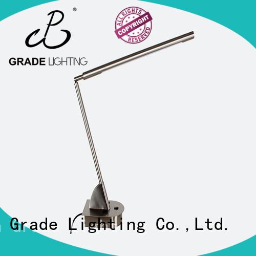Grade certificated indoor desk lamp supplier for restaurant