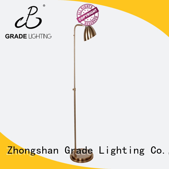 acrylic standard floor lamp from China for livingroom