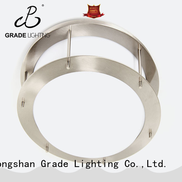 Grade contemporary indoor ceiling lights factory for hall