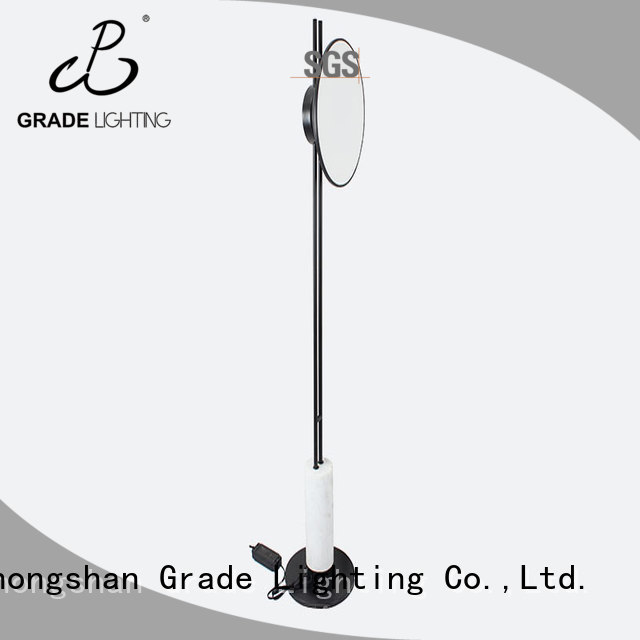 Grade quality standard floor lamp manufacturer for hotel