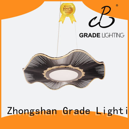 approved hanging ceiling lights factory for hall