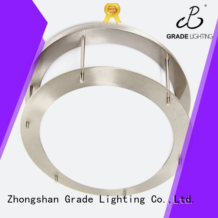 Grade custom lighting factory for hall
