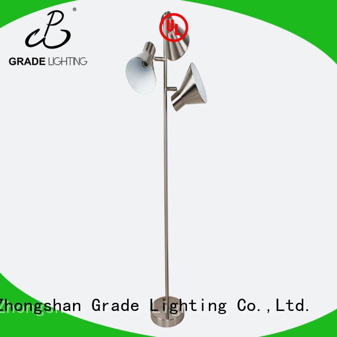 Grade custom floor lamps customized for livingroom