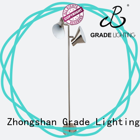 Grade practical hotel floor lamps from China for hotel