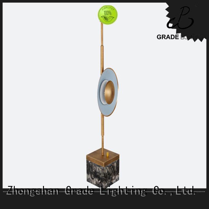 Grade quality table lamp supplier for restaurant