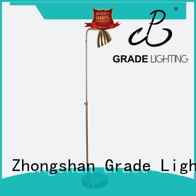 Grade standard floor lamp customized for livingroom