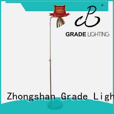 Grade standard floor lamp customized for livingroom