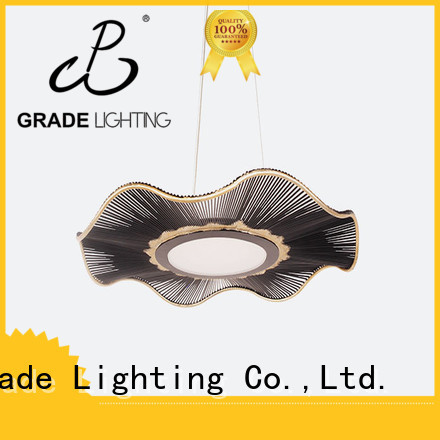 Grade elegant drop light with good price for hall
