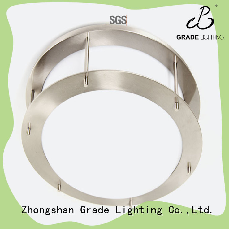 Grade thin ceiling light fixture design for household