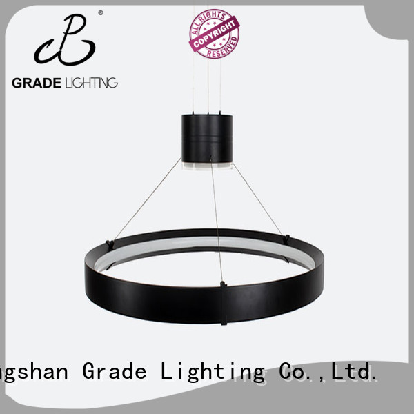 Grade round custom pendant lighting factory for bedroom