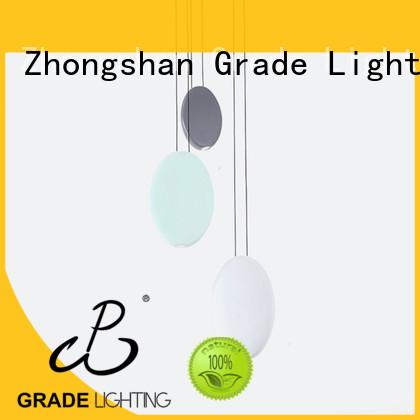 Grade modern lantern pendant light design for hall