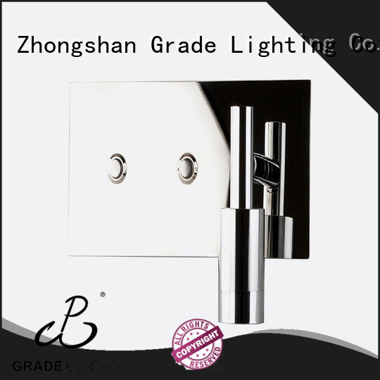 Grade stable wall lamp factory price for bedroom