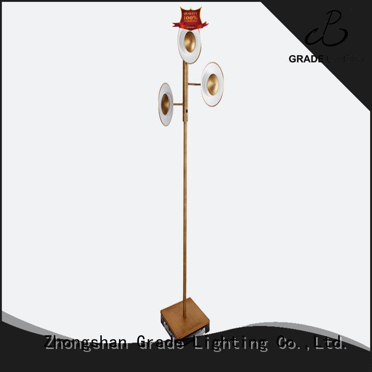 Grade standard floor lamp from China for livingroom