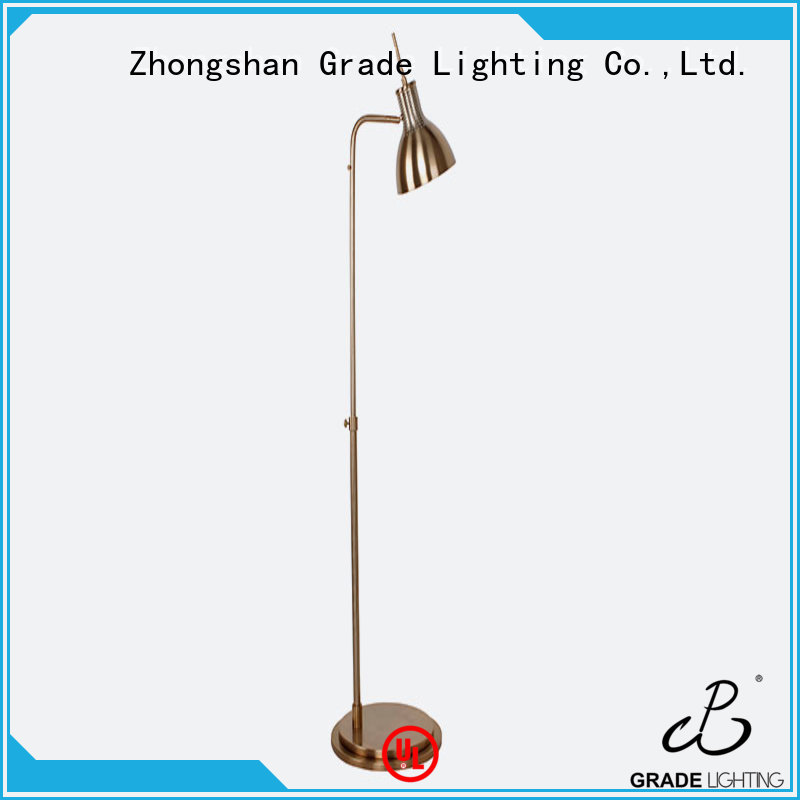 Grade standing lamp customized for household