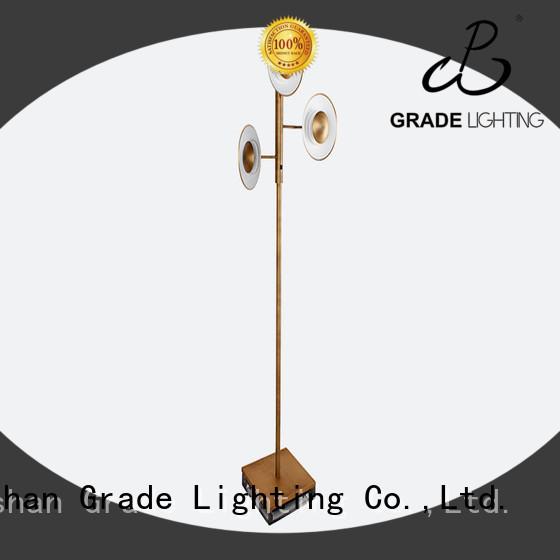 Grade quality custom floor lamps series for livingroom