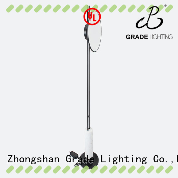 Grade simple style standing lamp customized for livingroom
