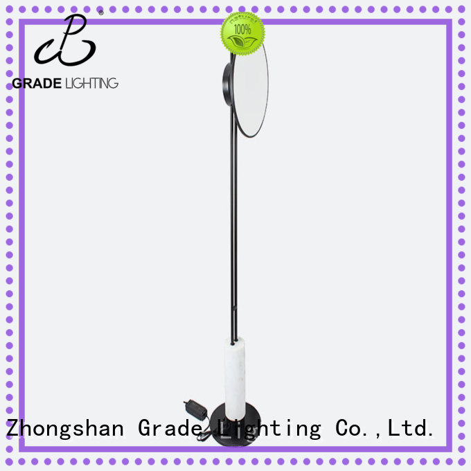 Grade acrylic standing lamp series for office