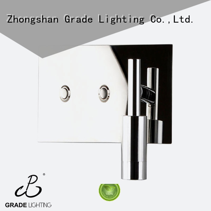 Grade wall lamp supplier for hallway