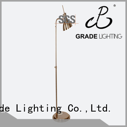 Grade floor standing lamps manufacturer for hotel