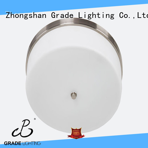 Grade approved ceiling light fixture design for household