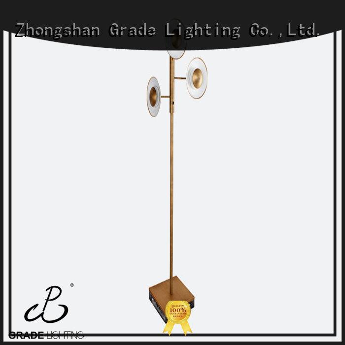 Grade standard lamps directly sale for livingroom