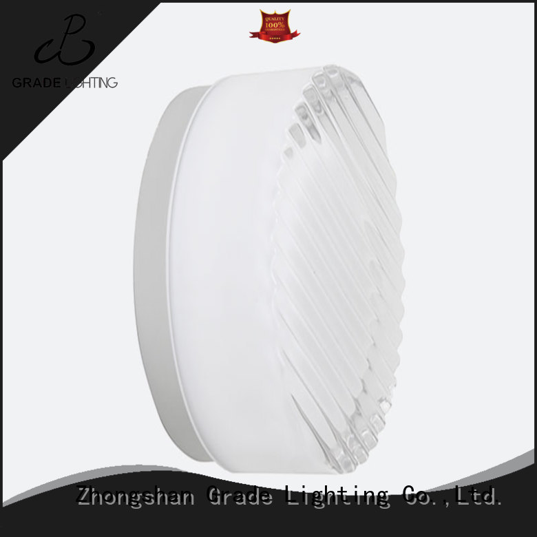 certificated custom wall lights factory price for hallway