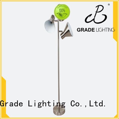 Grade floor lights series for office