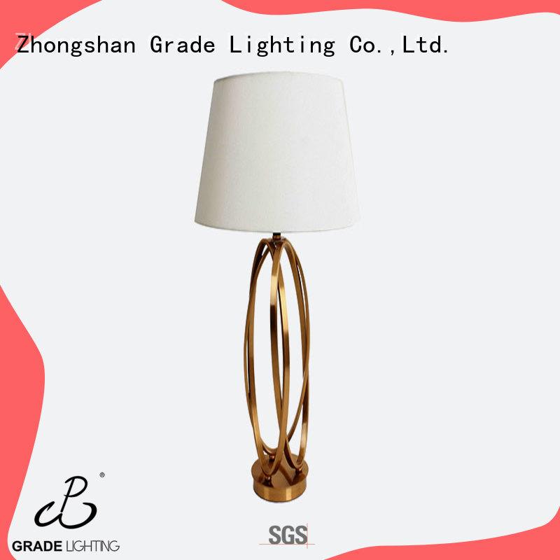 golden indoor table lamps supplier for indoor