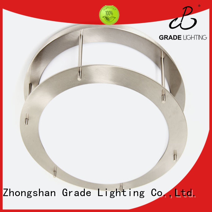 Grade excellent roof ceiling lights factory for hall