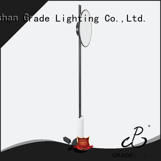 fashion standard floor lamp manufacturer for household