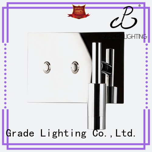decorative wall light fixture factory price for hotel