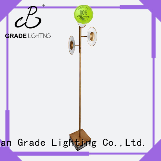 Grade floor standing lamps customized for hotel