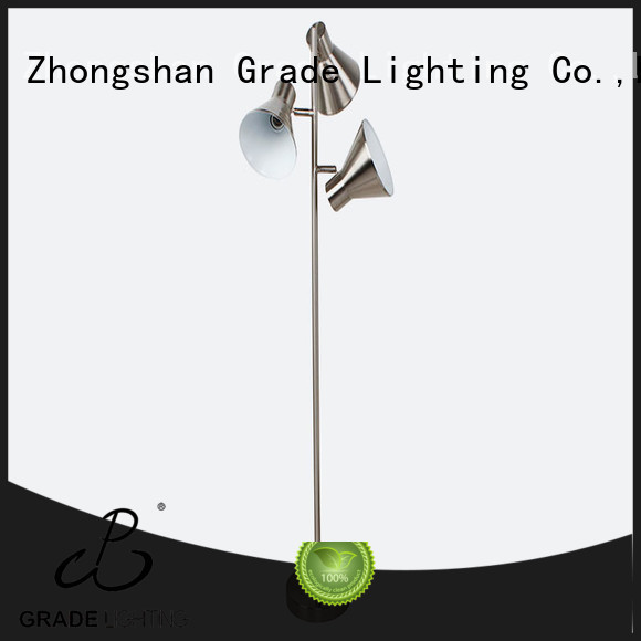 Grade custom floor lamps from China for hotel