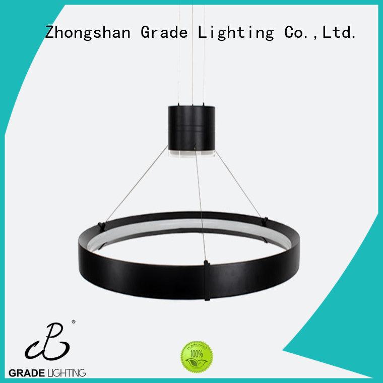 Grade decorative lamps design for decoration