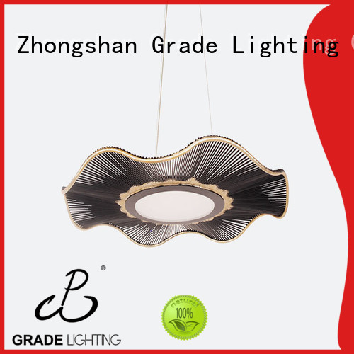 Grade top quality drop light design for decoration