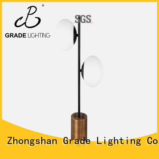 Grade table lamps factory price for living room