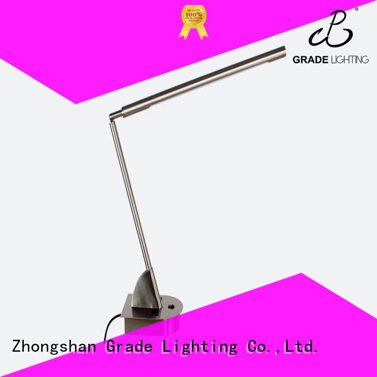 Grade golden indoor table lamps factory price for restaurant