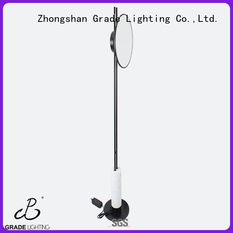 simple style floor lights customized for hotel