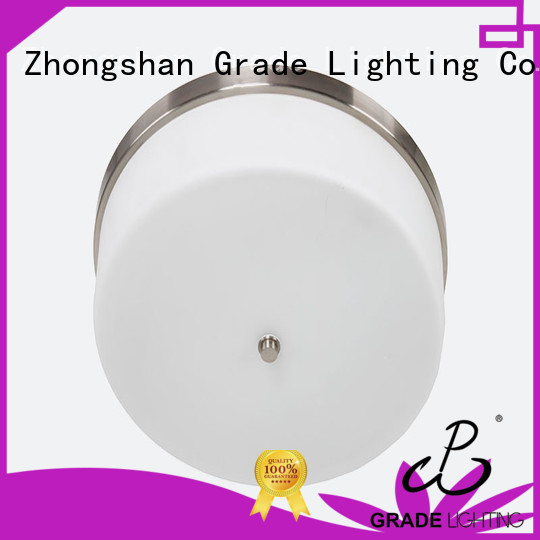 Grade approved custom ceiling lights factory for hotel